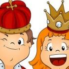 Il re e la regina sotto l'albero…