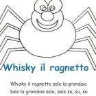 Whisky ragnetto: testo corto