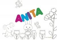 Anita. significato e onomastico