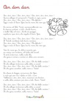 Testo canzone di Natale Din don dan
