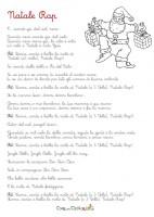 Canzone di Natale per bambini - Natale rap