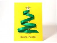 Auguri buone feste fai da te - Lavoretti di Natale