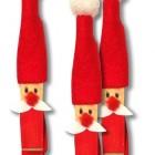 Piccolo Babbo Natale fai da te
