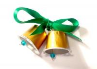 Lavoretto di Natale: campanelli di Natale