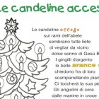 Le candeline accese