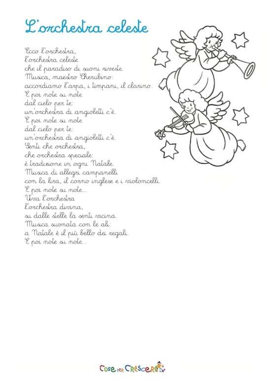 Auguri Di Natale Napoletano.Canzoni Di Natale Per Bambini Raccolta Di Canti Tradizionali Di Natale