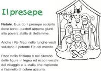 Poesie Di Natale Da Colorare.Poesie Di Natale Per Bambini Poesie Per Natale Scuola Primaria