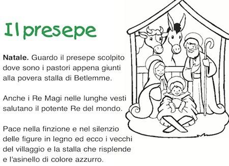 Frasi Sul Presepe Di Natale.Poesie Di Natale Il Presepe