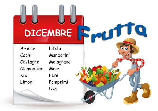 Frutta di dicembre