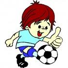 Pierino e il calcio