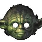 Maschera di Yoda