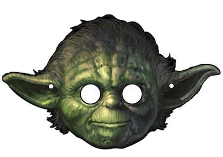 Maschera di Yoda Star Wars