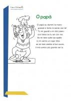 O papà: poesia per la Festa del papà