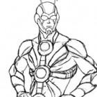 Disegno di Ant-Man