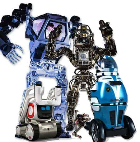 robots sito