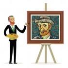 Una camera d'artista: Vincent Van Gogh
