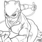 Disegno di Catwoman