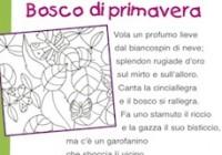 Poesie Sulla Primavera Per Bambini Scuola Primaria E Dellinfanzia