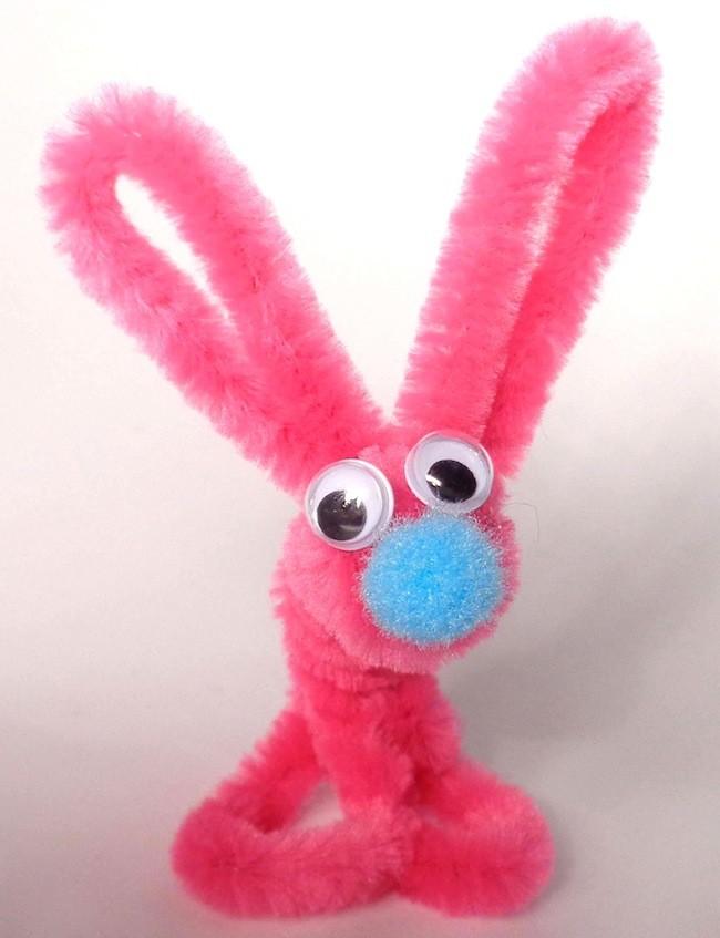 Coniglio di Pasqua fai da te