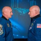 Scott e Mark, gemelli spaziali diversi