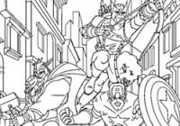 Disegni Di Avengers Da Colorare Immagini Da Stampare Gratis