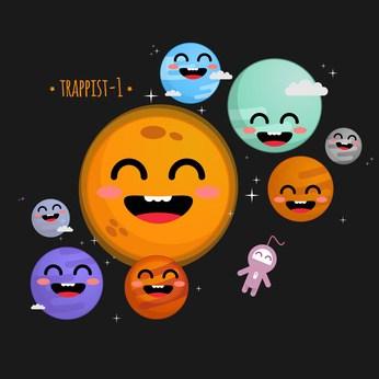 Nuovi pianeti spiegati ai bambini