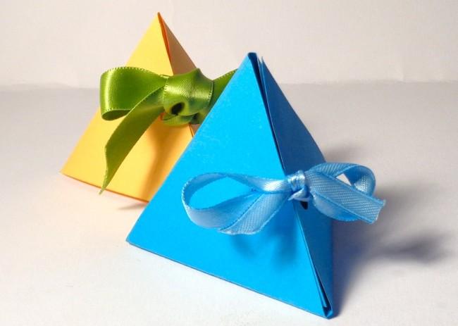 bomboniera piramide