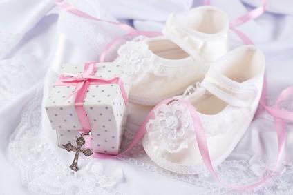 Idee regalo battesimo bimba