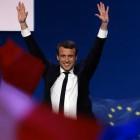 Vittoria per Emmanuel Macron