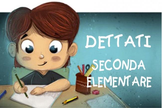 Dettati Ortografici Per Bambini Di Seconda Elementare Scuola Primaria