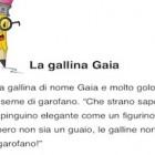La gallina Gaia