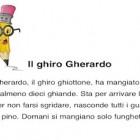 Il ghiro Gherardo