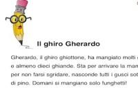 Il Ghiro Gherardo Dettato Ghi E Ghe