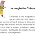La maghetta Chiaretta
