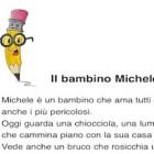 Il bambino Michele