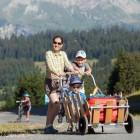 Cosa portare in montagna per i bambini?