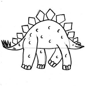 disegnare-stegosauro_5 sm