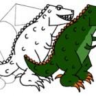 Come disegnare un Tirannosauro Rex