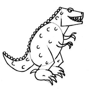 disegnare-tirranosauro_5 sm