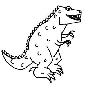 disegnare-tirranosauro_6 sm