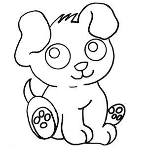 Cani Da Disegnare Facili Powermall