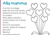 Poesie Per La Festa Della Mamma Bambini Scuola Primaria E