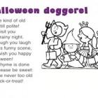 Halloween doggerel