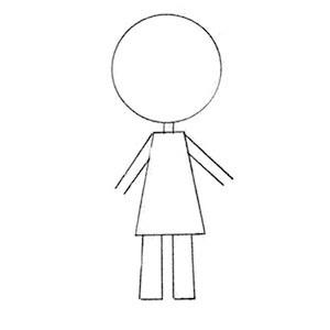 disegnare-bimba_4 sm