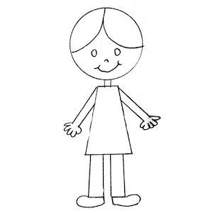 disegnare-bimba_6 sm