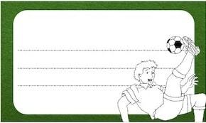 etichette calcio ev
