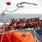 I migranti: l'Italia chiede aiuto