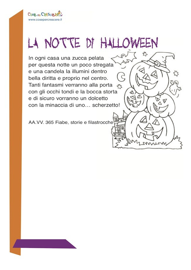 Poesia Halloween