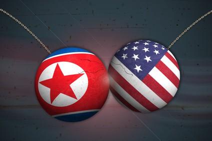 Beef USA versus North Korea
