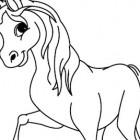 Disegno di cavallo grazioso